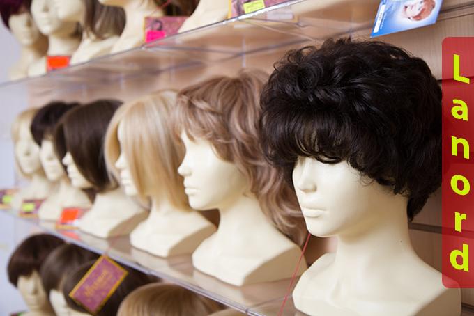 Купить парик из искусственных волос магазин